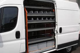 renault vans renault van shelving u0026 racking national autorax