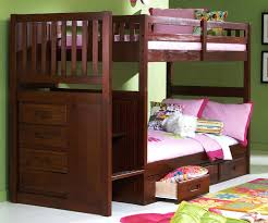 dressers bunk beds with dresser built in click to enlarge click