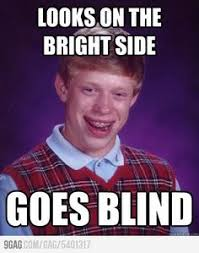 bad luck brian chuckle pinterest memes humor and bad luck