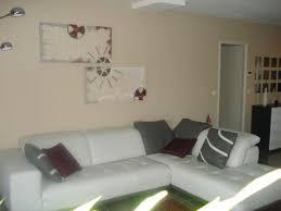canapé a donner mon coin salon photo 8 11 le canapé est en cuir gris perle et
