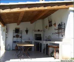 construire sa cuisine d été aménager une cuisine d été conseils et idées travaux com