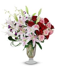 roses and lilies opulent roses and lilies avas flowers