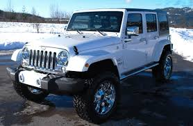 jeep sahara 2017 jeep arctic circle edition dave smith custom