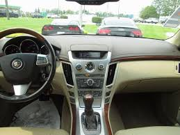 10 cadillac cts 2010 cadillac cts sedan luxury grand blanc mi area volkswagen
