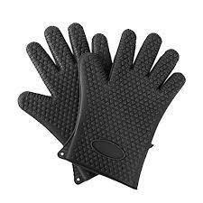 gant de cuisine anti chaleur equipement de salle de bain paire de gant cuisine anti chaleur 1