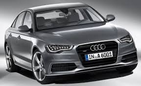 audi a6 model car 2013 audi a6 2 0t quattro fuel economy ratings up in epa