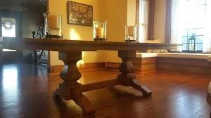 solid wood trestle dining table solid wood trestle dining table trestle dining table models and