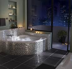 deco salle de bain avec baignoire aménagement déco salle de bain avec baignoire d angle