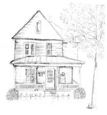 houses drawings photos old houses drawing drawings art gallery