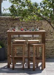 High Table Patio Furniture Outdoor Bar Table And Chairs Home Furnishings