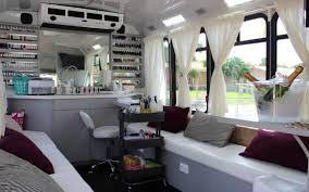 miami couple nails the mobile manicure market with traveling salon