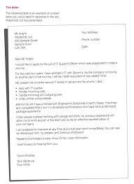 job application cover letter http resumesdesign com job