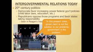 ap gov review government in america chapter 3 youtube