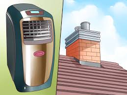 Small Air Conditioner For A Bedroom How To Install A Portable Air Conditioner 10 Steps