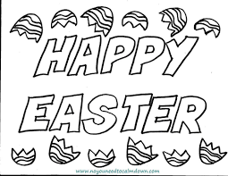 easter coloring pages for kids free printables no you need to