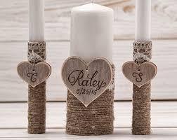 bougie personnalis e mariage bougies de mariage etsy fr