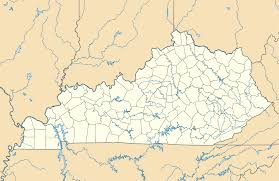 Kentucky Map With Cities Anchorage Kentucky Wikipedia