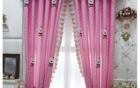 Lorraine Curtains Curtains Pink Ruffle Curtains Superb Light Pink Ruffle Blackout