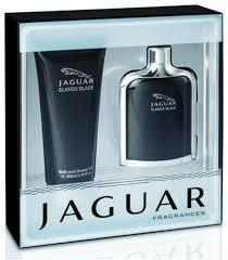 souq jaguar classic black gift set for men eau de toilette 100 ml