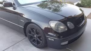 lexus gs300 interior black gs300 gs400 gs430 carbon fiber console wrap youtube