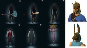 osrs halloween mask all the halloween th promotion items except bat necklace runescape