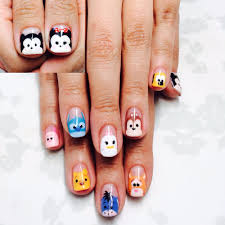 hehe disney tsum tsum nails by lexi yelp