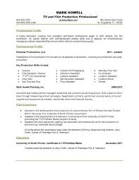 Janitor Resume Examples by Breathtaking One Page Resume Sample Sample Of The Best Resume Best
