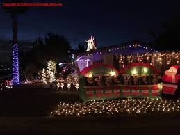 Riverside Light Show by Best Christmas Lights And Holiday Displays In El Cajon San Diego