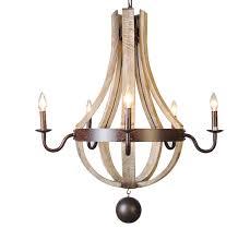 Wooden Pendant Lighting by Vintage Wooden Chandelier Editonline Us