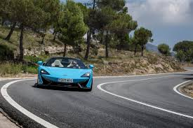 mclaren 570s spider 2017 review has the roadster got the sports