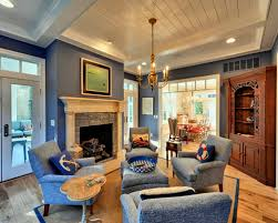 bracing blue houzz