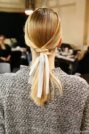 ribbon ponytail 17 fourth of july hairstyles for lazy