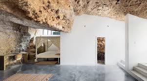 House Walls A Stunning Cave House In Spain