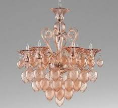 Large Glass Chandeliers Grand Light