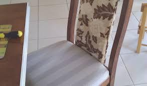 How To Upholster A Dining Chair Cover Dining Room Chairs Chair Covers Ideas How To Upholster
