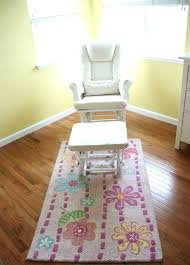 ottoman reclining nursery glider and ottoman julias room project
