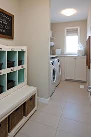 Vintage Laundry Room - vintage laundry room storage transitional laundry room
