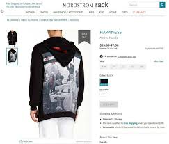 nordstrom rack pulls hoodie with images of nanjing massacre from