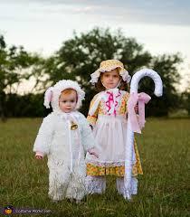 Sheep Halloween Costume Bo Peep Sheep Halloween Costumes