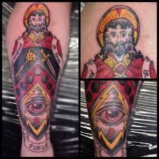 turbo tattoo sleeve all seeing eye art and design firm 86 photos 42 reviews art
