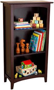 amazon com kidkraft avalon tall bookshelf white toys u0026 games
