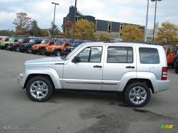 silver jeep liberty interior 2012 bright silver metallic jeep liberty latitude 4x4 71744723