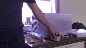 8000 Btu Window Air Conditioner Reviews Quirky Aros Unboxing Youtube