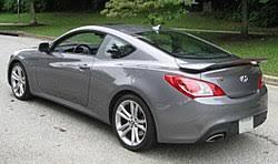 top speed hyundai genesis coupe hyundai genesis coupe