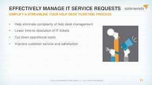 federal service help desk solarwinds federal tools webinar using integrated tools to improve