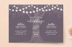 garden lights save the date cards by hooray creative minted