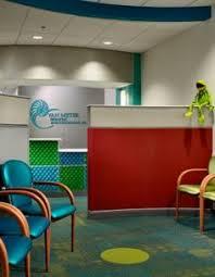 Pediatric Room Decorations Pediatric Waiting Room View Opus Music Reception Desk