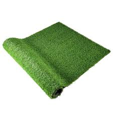 Fake Grass Mats Patio Artificial Grass Mat Synthetic Landscape Pet Turf Fake Lawn Back W