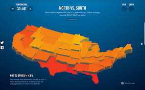 United States Weather Map Nikefuel Weather Activity Fathom