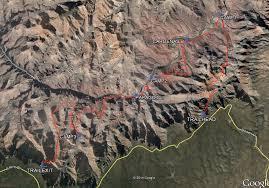 Grand Canyon Maps Arizona Escalante Route Grand Canyon Natonal Park U2013 A Joyful